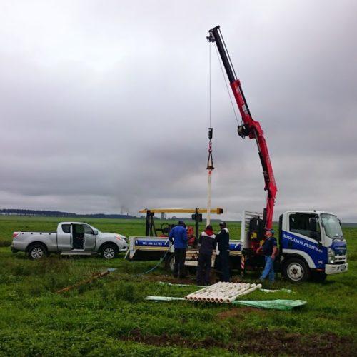 Borehole Equipment Installations 1 Repairs