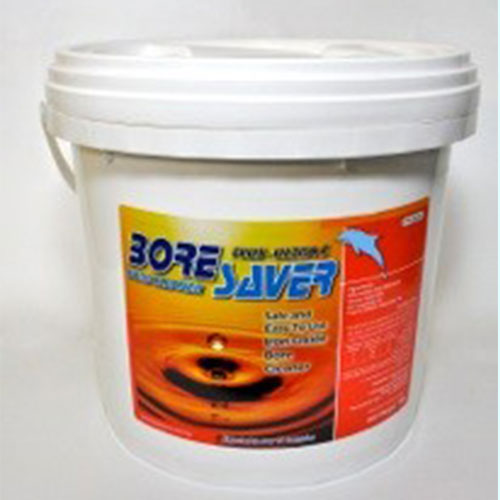 Iron Oxide management
