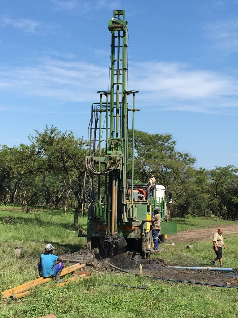 Midlands Pumps Africa Needs Water Borehole Siting And